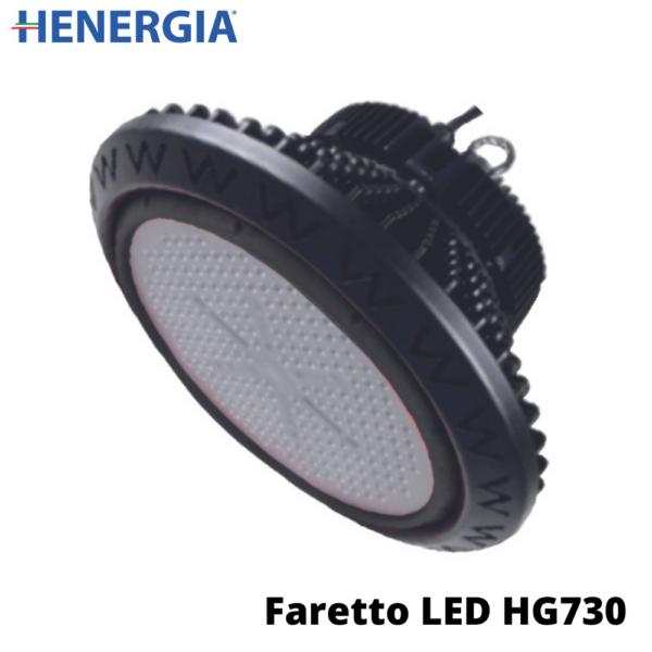Faretto LED HG730