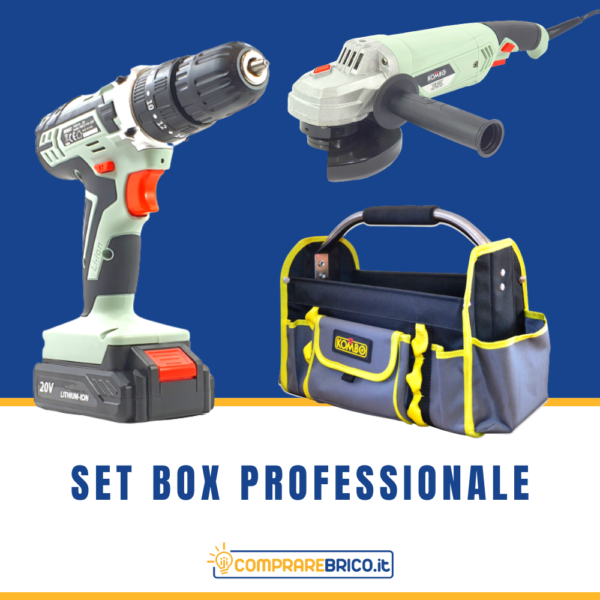 Set Box Professionale